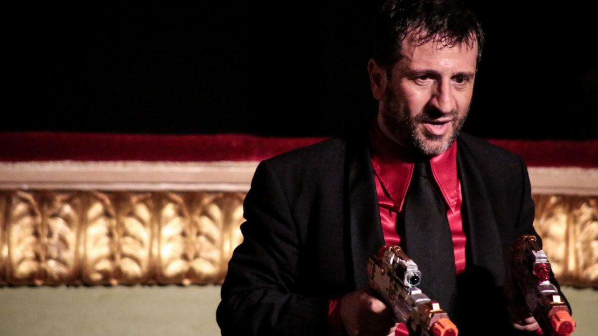 Ippolito Chiarello in Psycho Killer