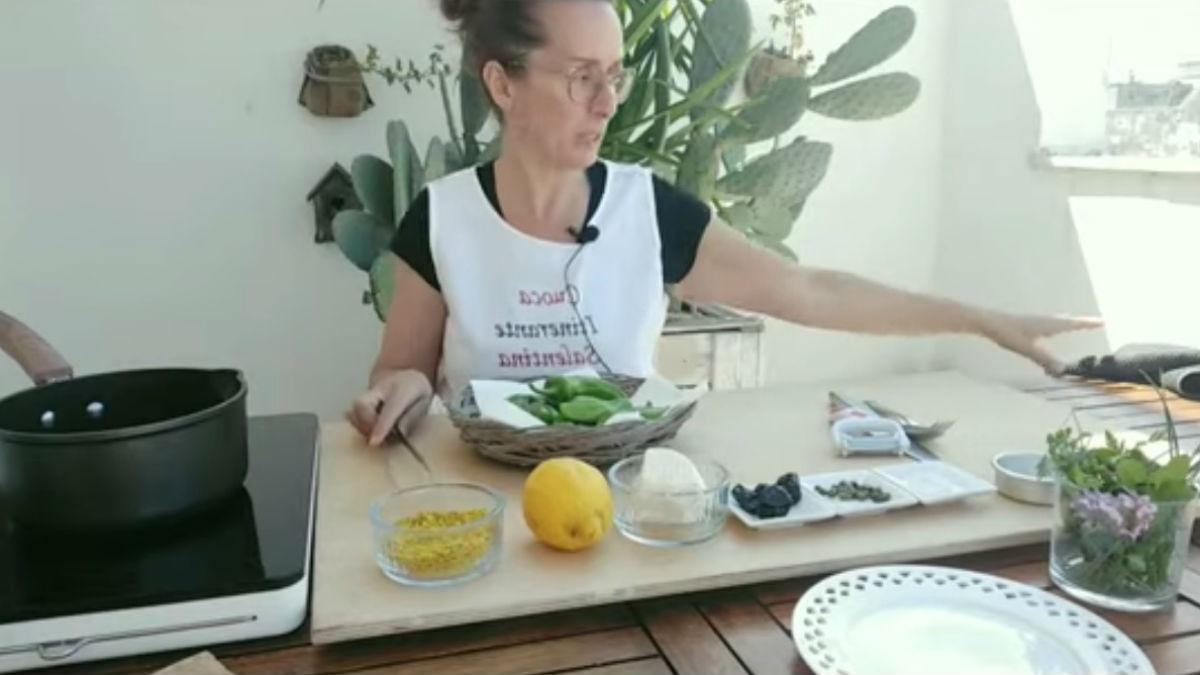 Peperoni verdi ripieni