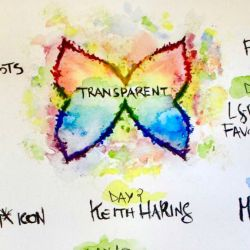 Transparent Rainbow Challenge