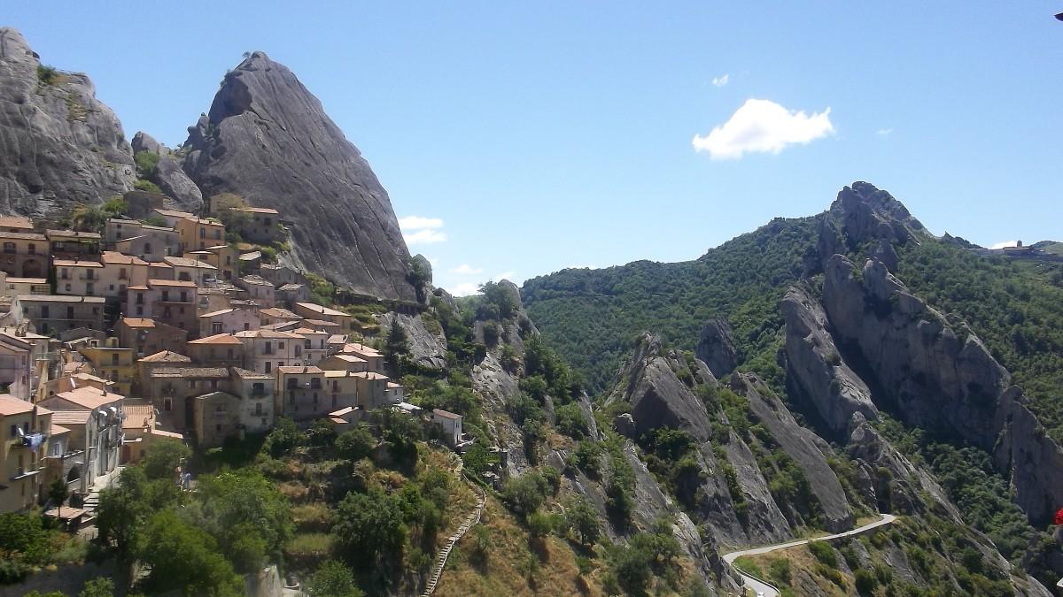 Castelmezzano e Pietrapertosa