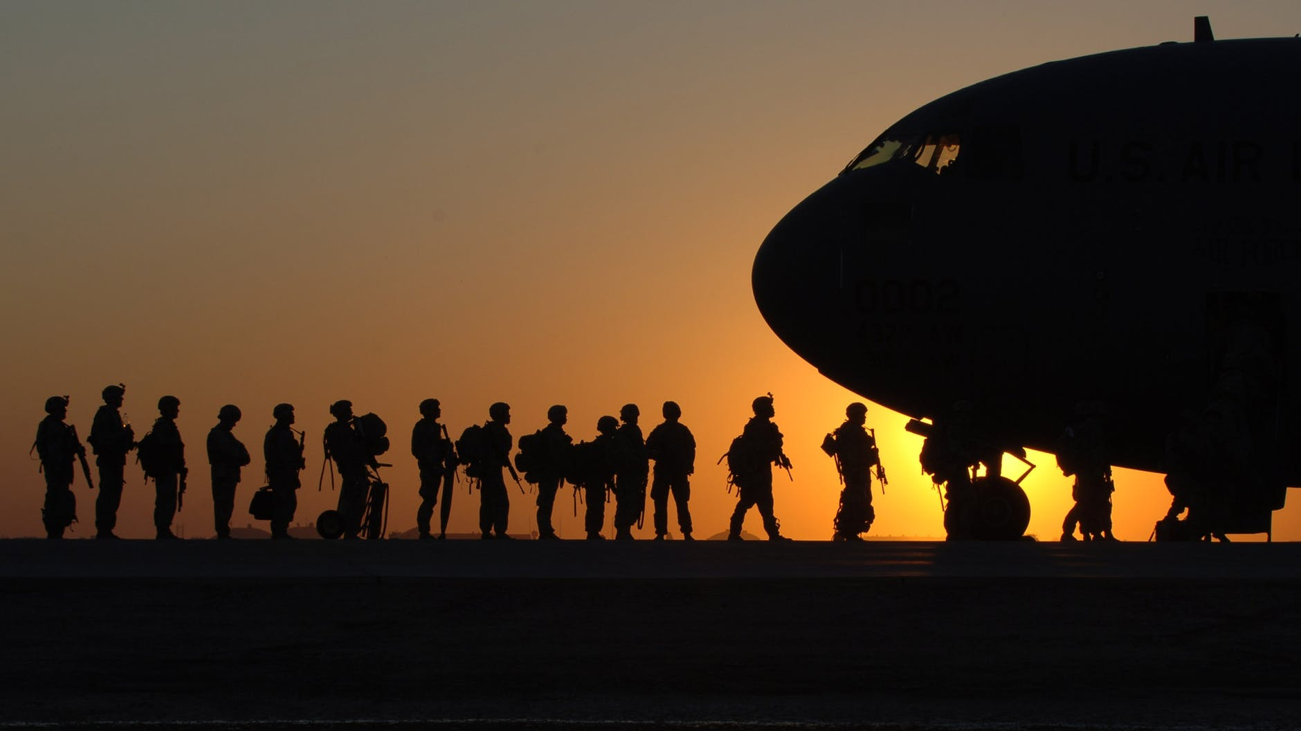 Soldati 365 all'alba