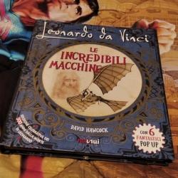 Leonardo da Vinci - Le incredibili macchine
